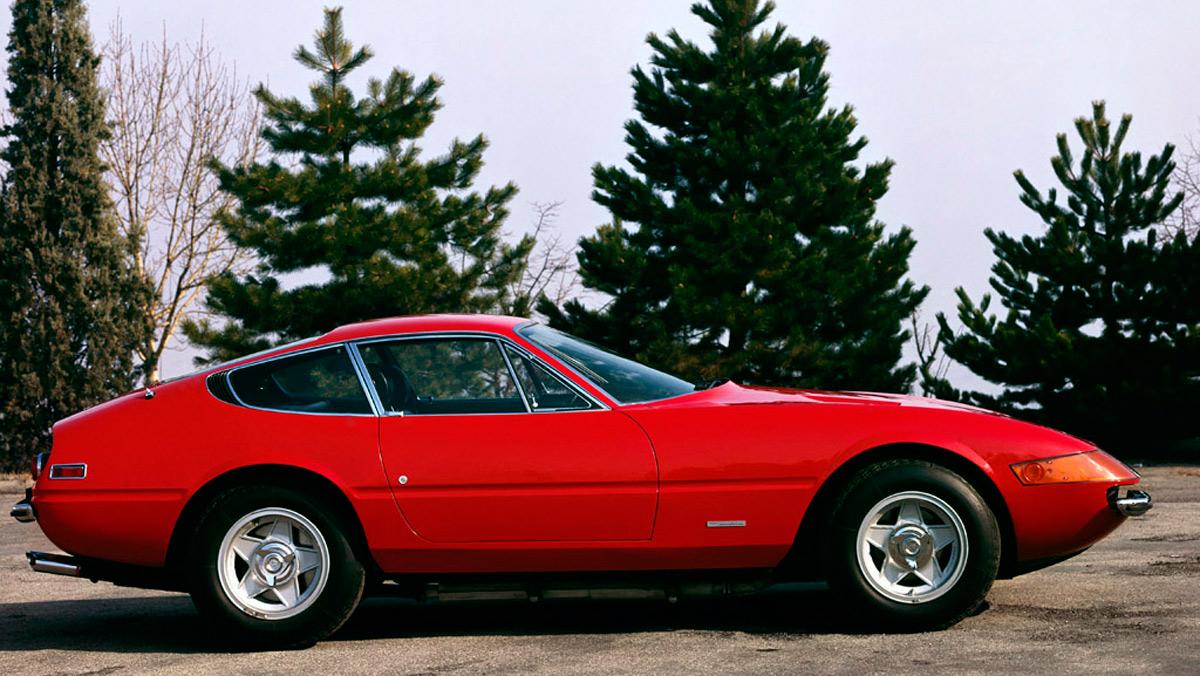 Nombres de modelos Ferrari: Ferrari Daytona (I)