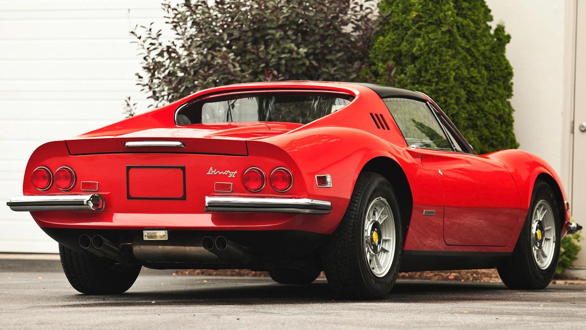 Nombres de modelos Ferrari: Ferrari Dino (I)