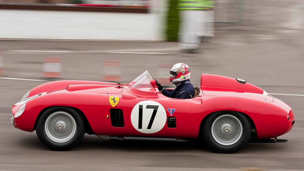 Nombres de modelos Ferrari: Ferrari Monza (I)