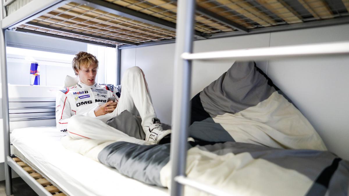 Descanso Porsche