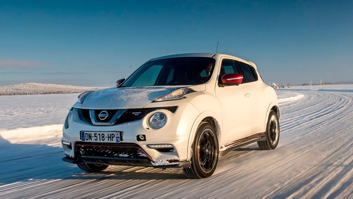 Coches por sacar buenas notas: Nissan Juke Nismo (II)