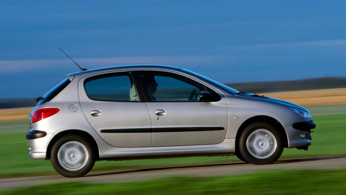 Peugeot 206 (II)