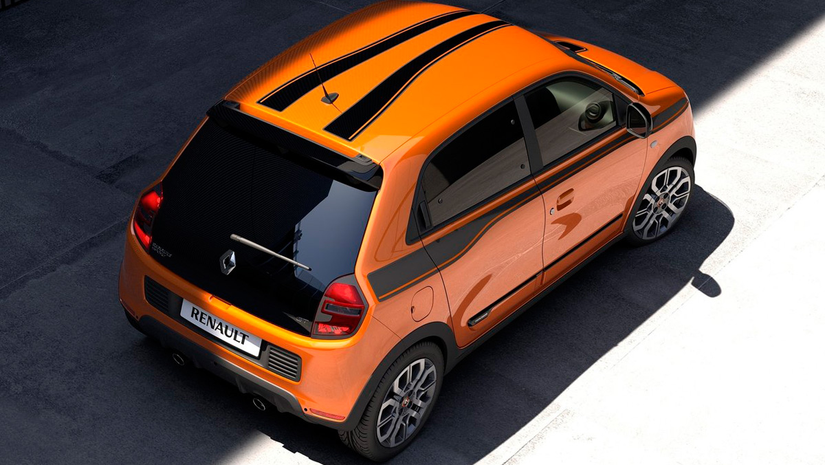 Coches por sacar buenas notas: Renault Twingo GT (II)