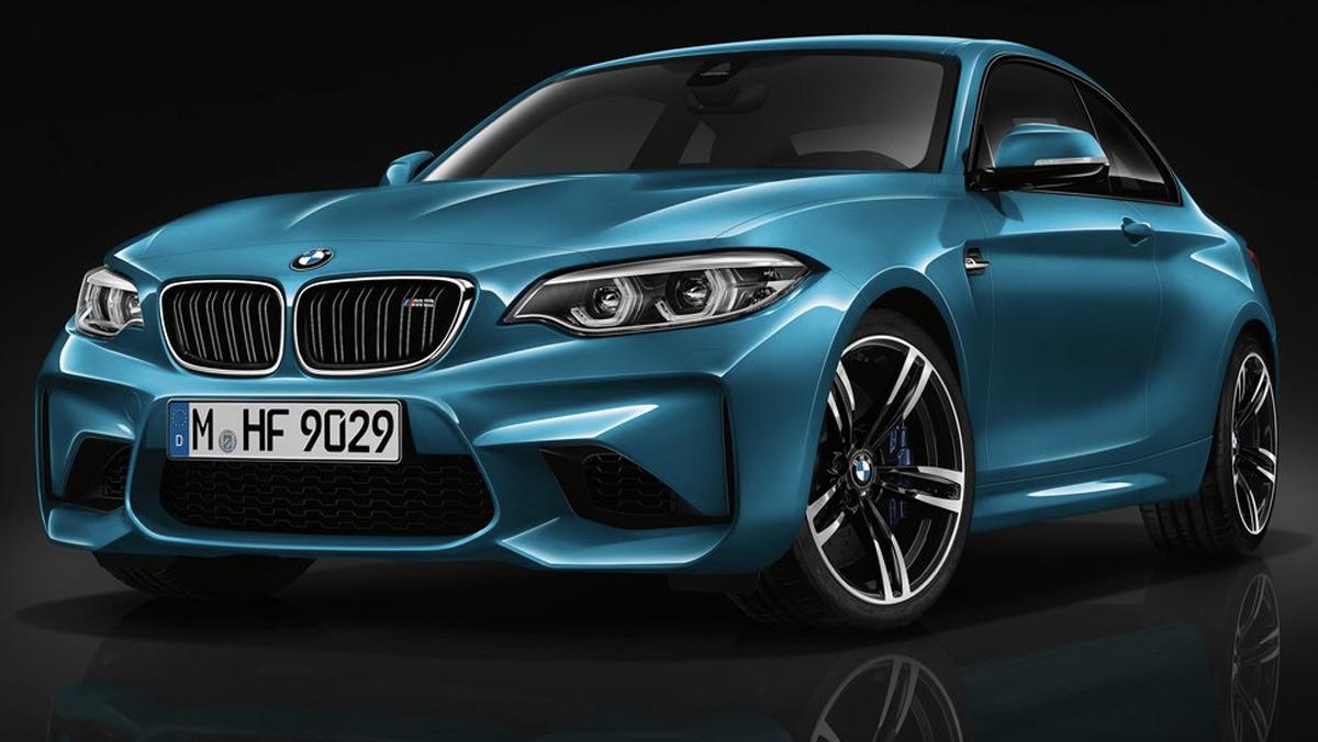 BMW que deberían estar en la carretera: BMW M2 atmosférico (II)