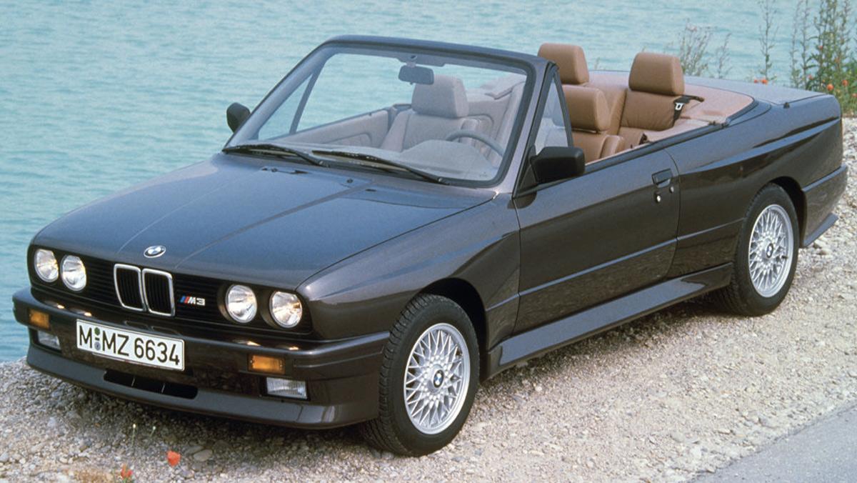 BMW que deberían estar en la carretera: BMW M3 E30 (II)