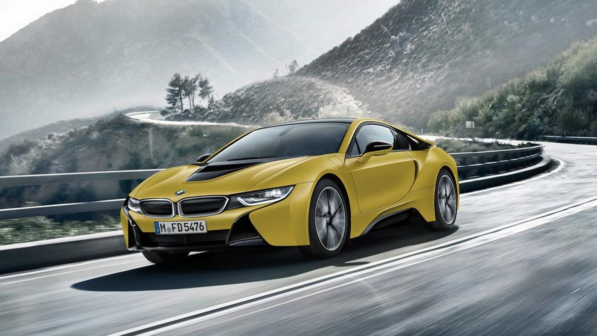 BMW que deberían estar en la carretera: BMW M9 (II)