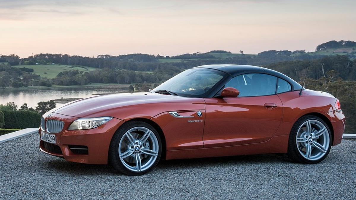 BMW que deberían estar en la carretera: BMW Z5 (II)