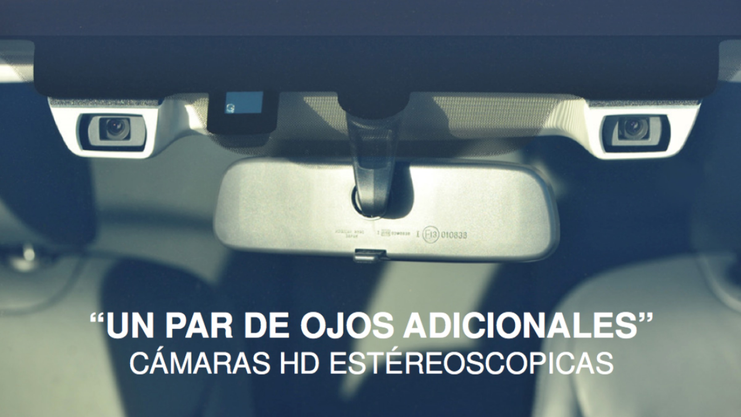 Cámaras Eyesight