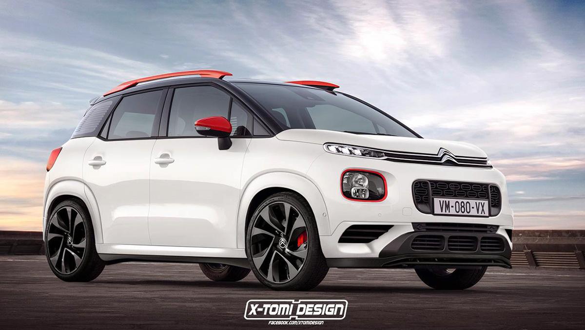 Citroën C3 Aircross Racing
