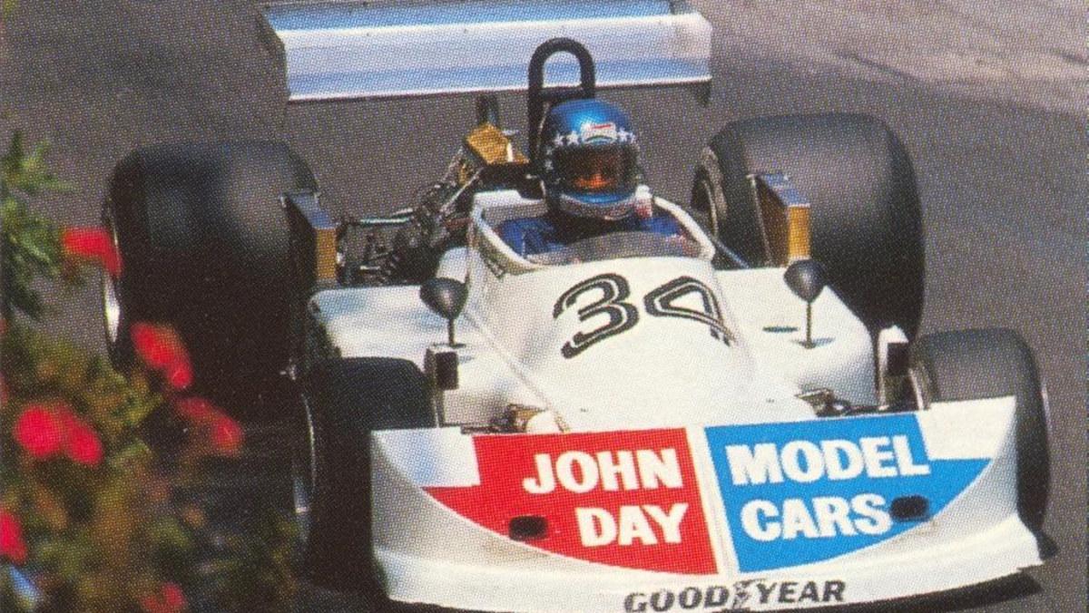 March 761 1976 John Day Model Cars