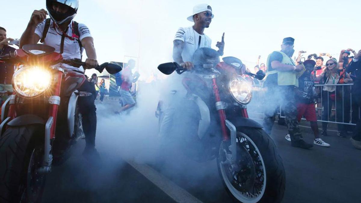 MV Agusta Dragster RR Monza 2015 win