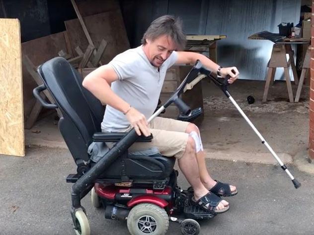 Nuevo 'coche' Richard Hammond (II)