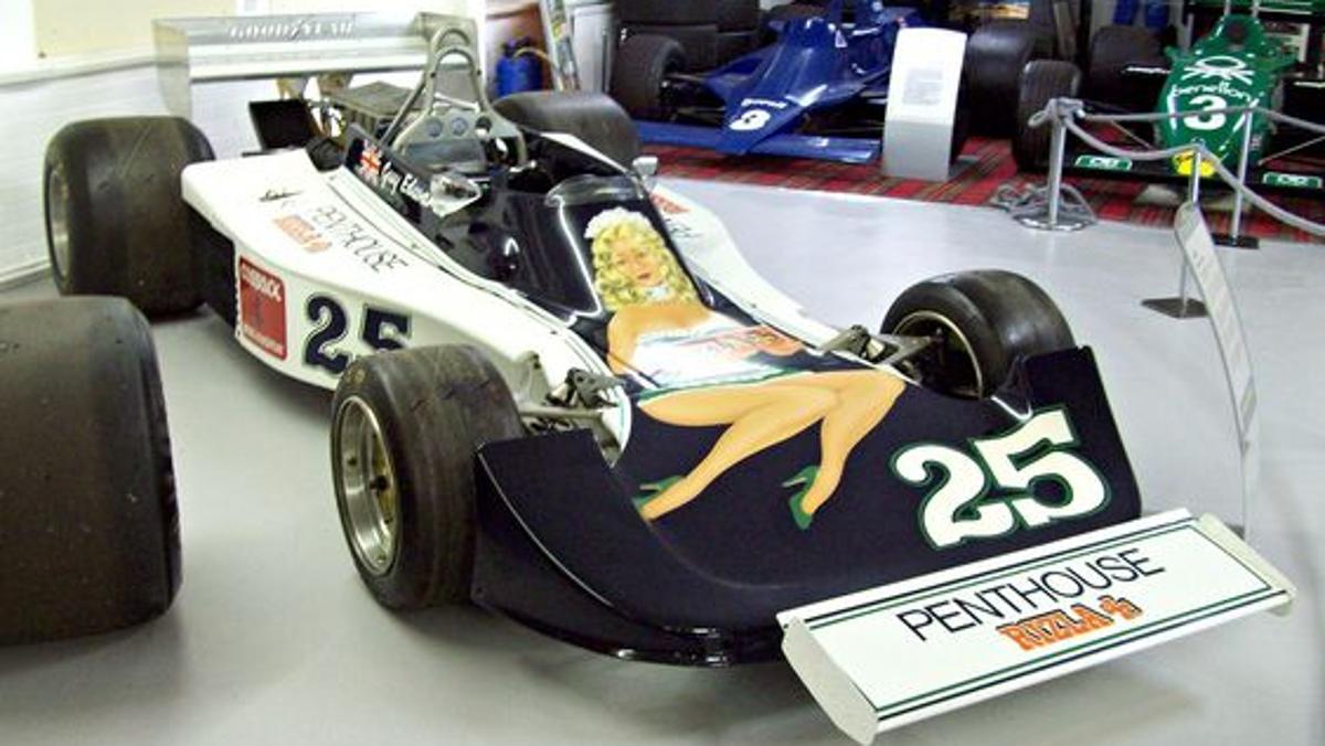Otro Hesketh 308D - Ford 1976 2