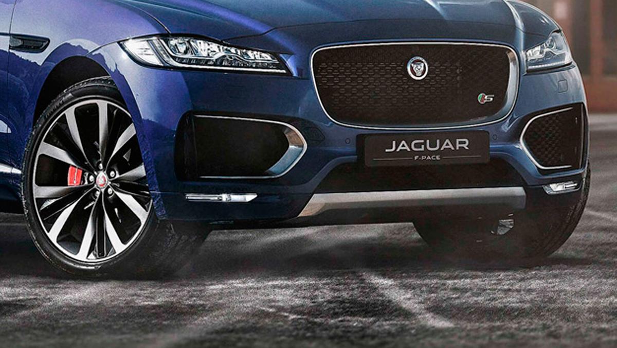 Renders de coches de lujo convertidos en pick-ups: Jaguar F-Pace (I)