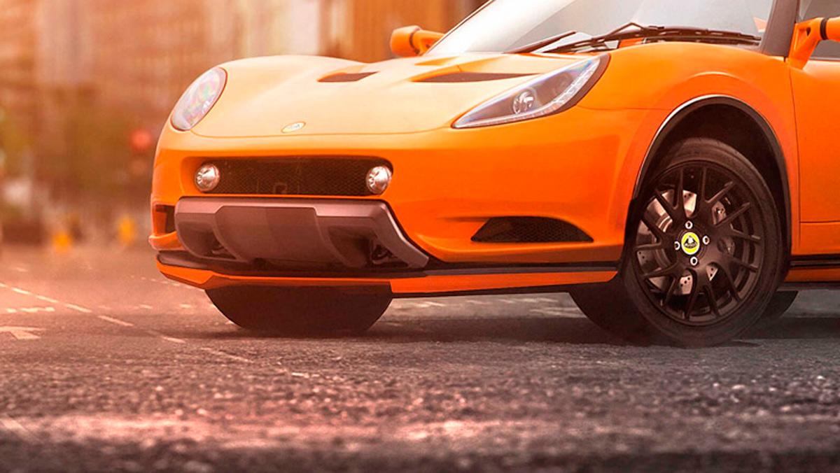 Renders de coches de lujo convertidos en pick-ups: Lotus Elise (I)