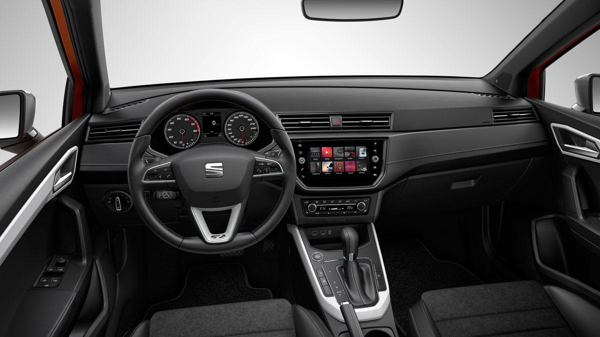 Seat Arona (interior)
