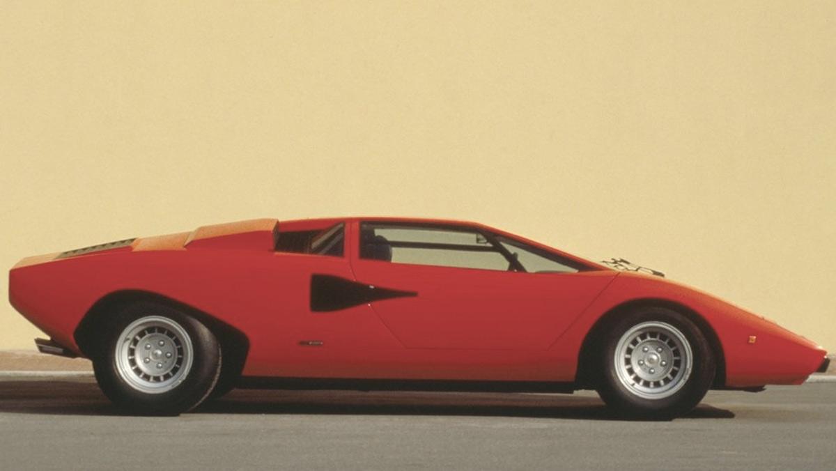 Superdeportivos que deberías conducir antes de morir: Lamborghini Countach (II)