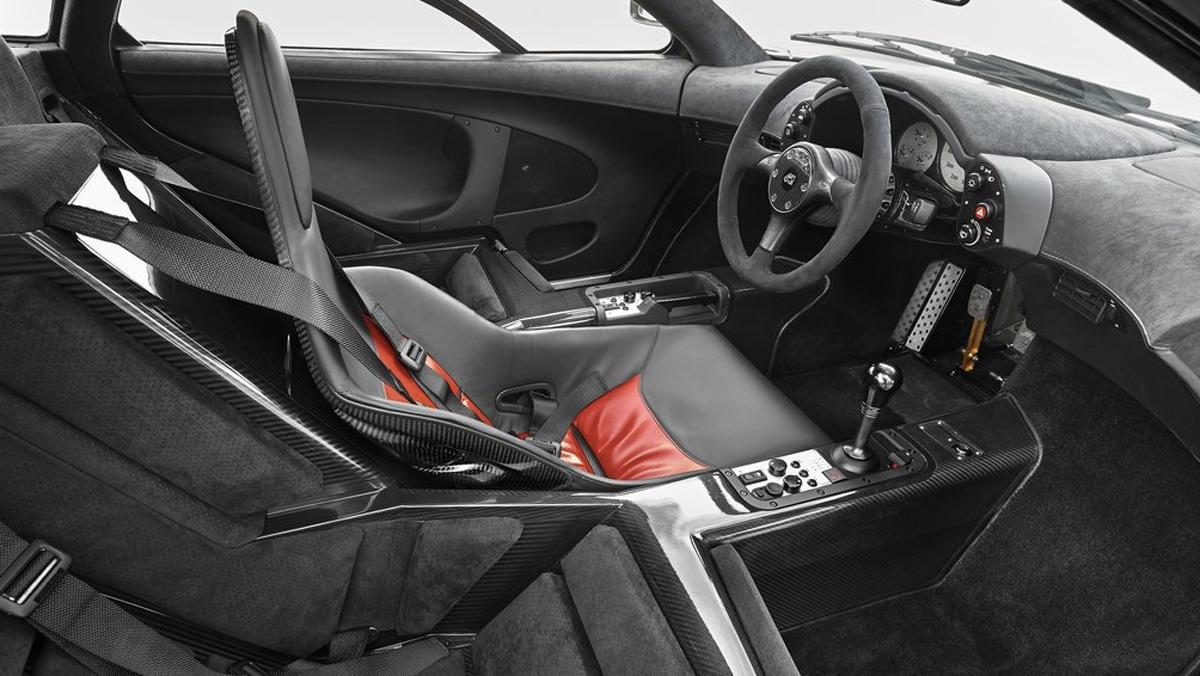 Superdeportivos que deberías conducir antes de morir: McLaren F1 (II)