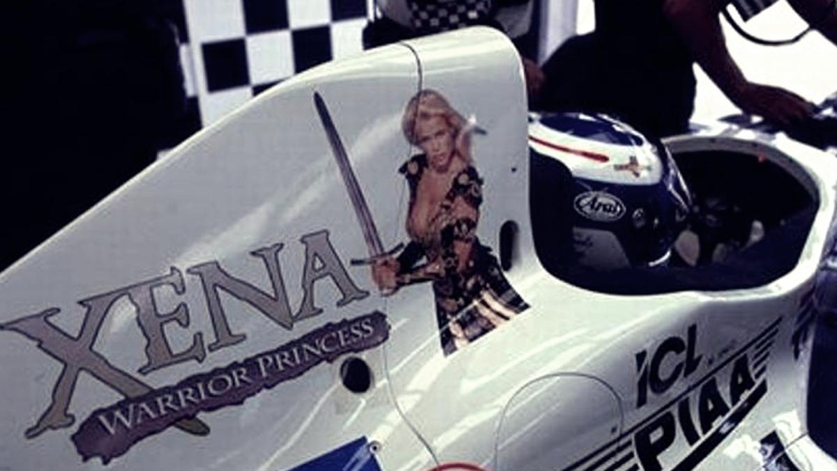 Xena, la princesa guerrera Tyrrell 1997-98