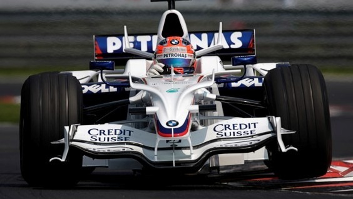2008 BMW Sauber F1 08