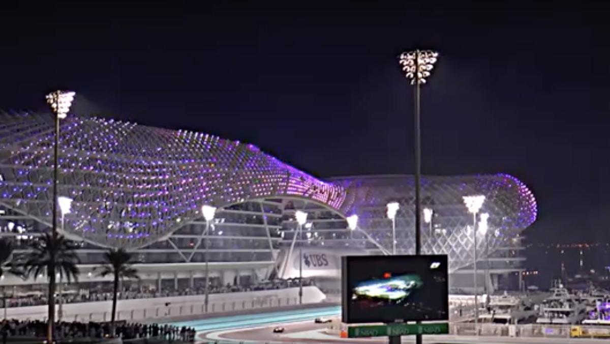 Circuitos más impresionantes: Yas Marina (II)