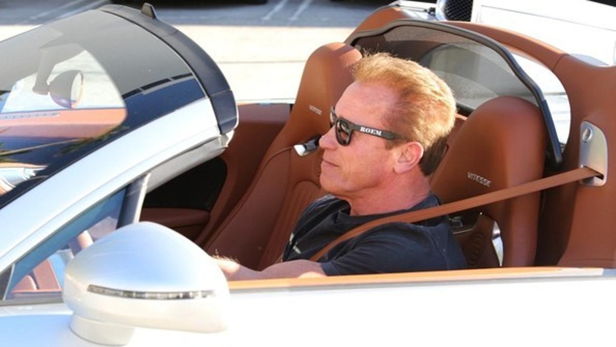 Los coches de Arnold Schwarzenegger