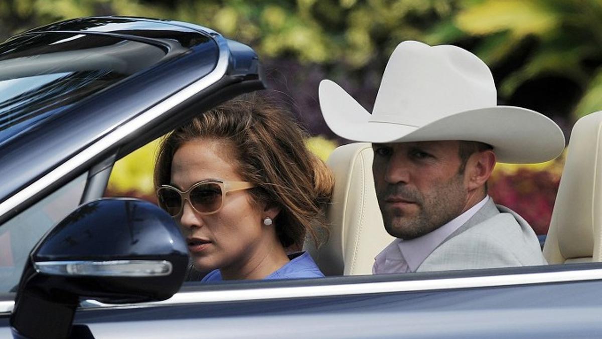 Jason y Jennifer López