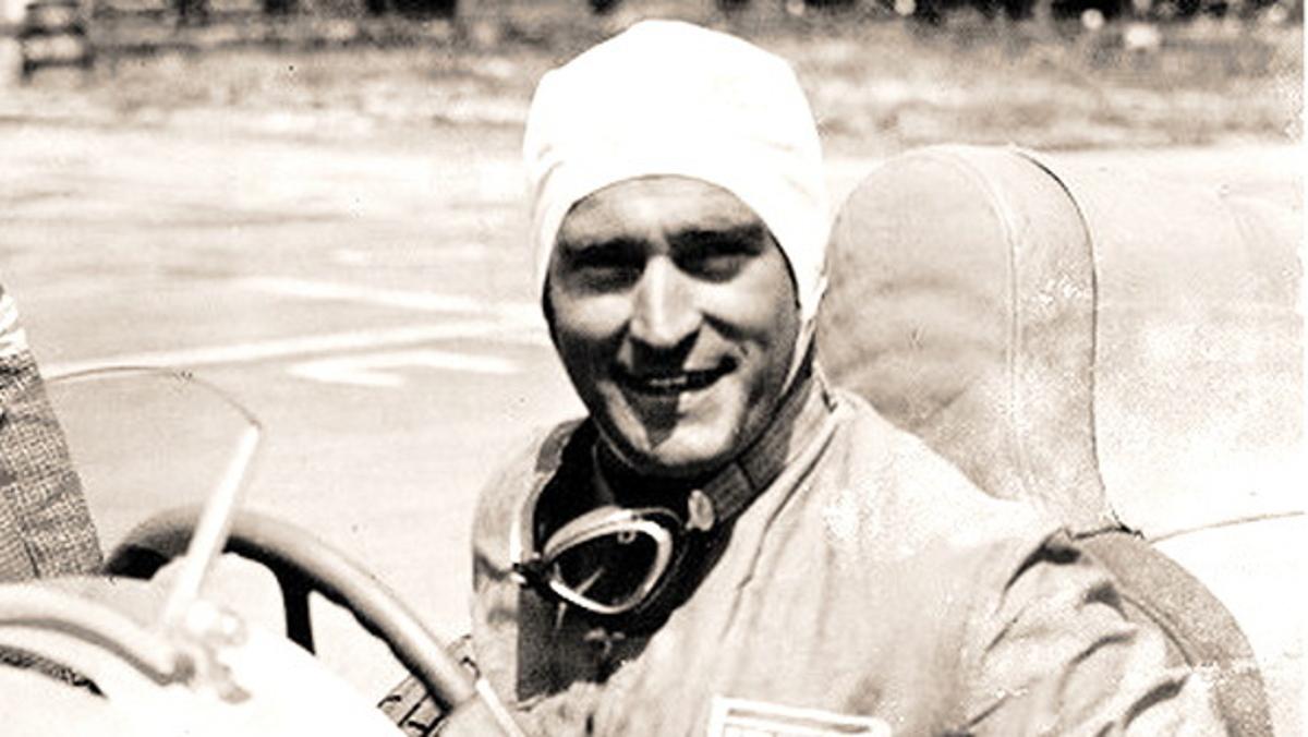 Luigi Fagioli, el piloto más yayo en ganar una carrrera de F1