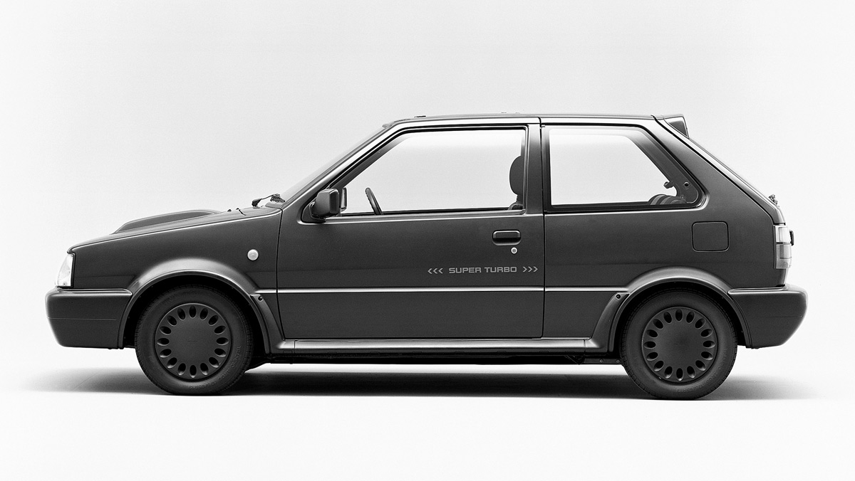 Mejores coches con turbo: Nissan Micra/March (II)