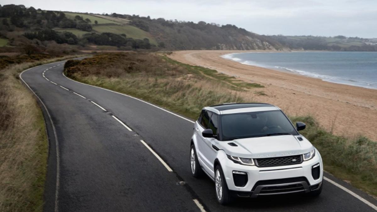 Rivales Mercedes GLA: Range Rover Evoque (II)