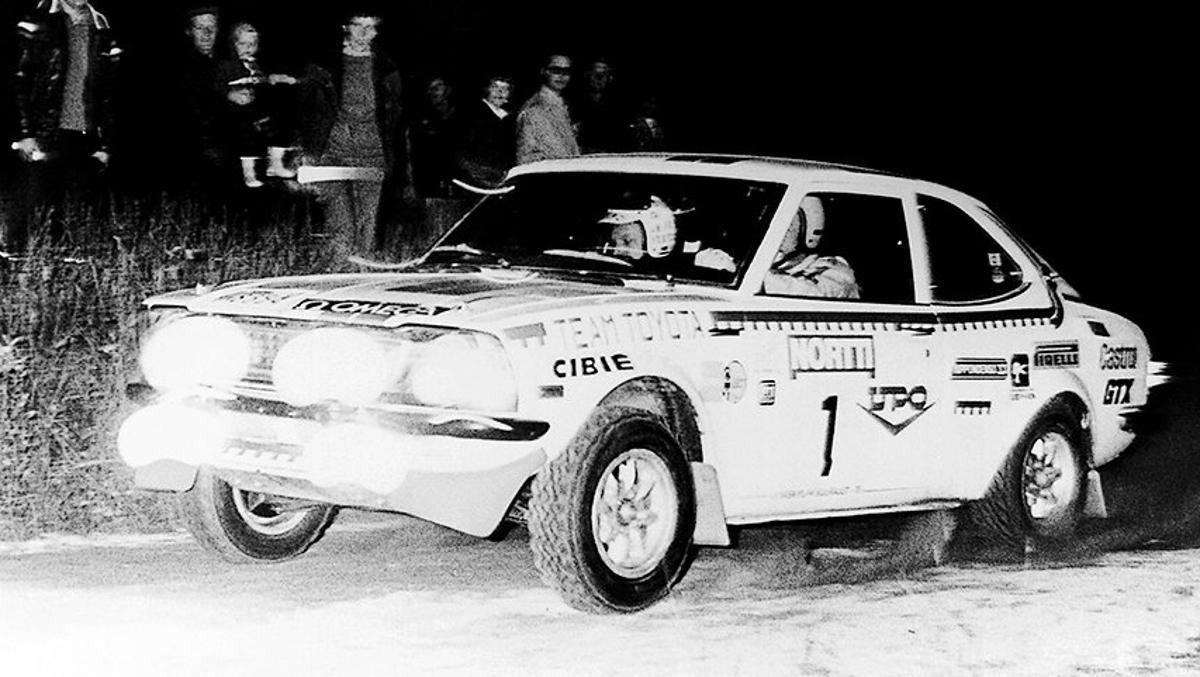 1000 Lakes 1975, Toyota Corolla