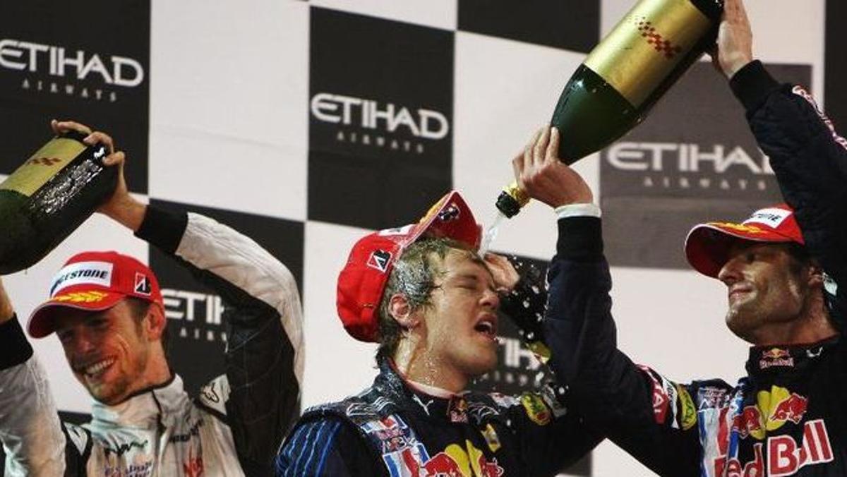 Abu Dabi. No champaigne