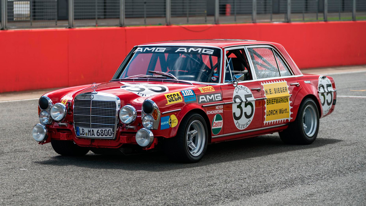 Aniversario Mercedes-AMG (I)