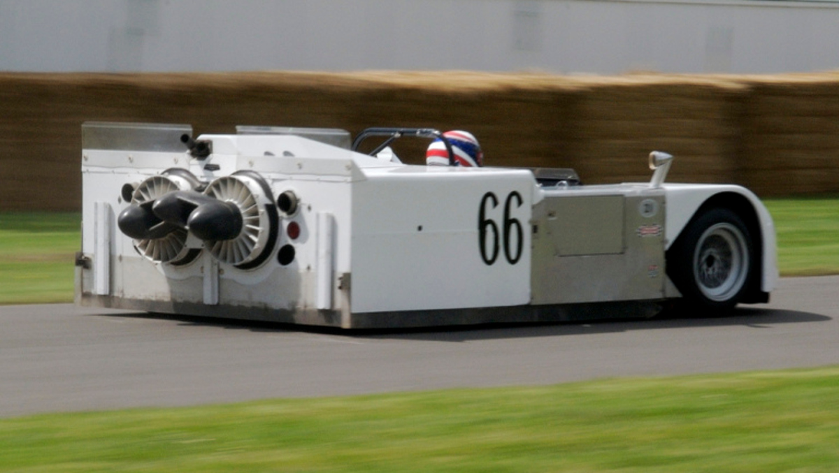 Chaparral 2J en Goodwood