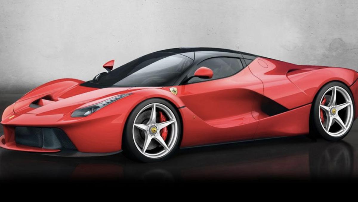 Coches que Pegasus no puede seguir: Ferrari LaFerrari (II)
