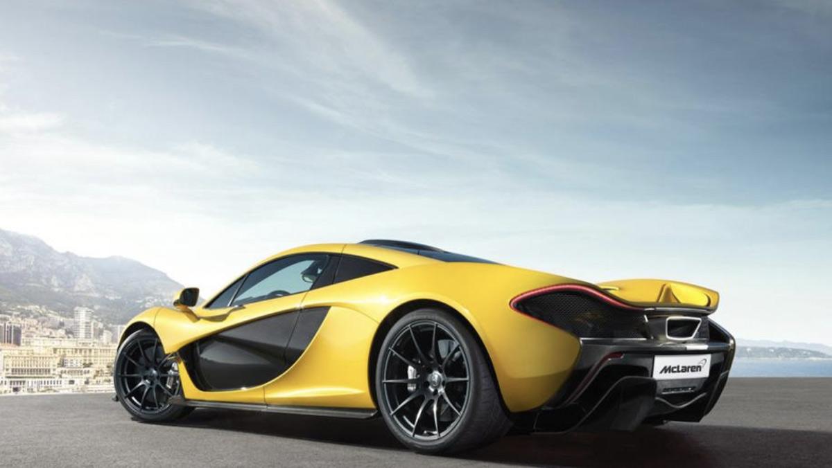 Coches que Pegasus no puede seguir: McLaren P1 (II)