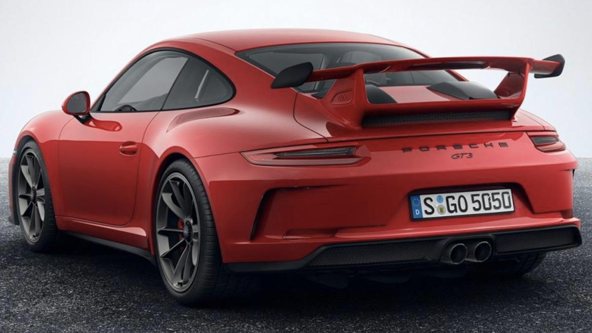 Coches que Pegasus no puede seguir: Porsche 911 GT3 (II)