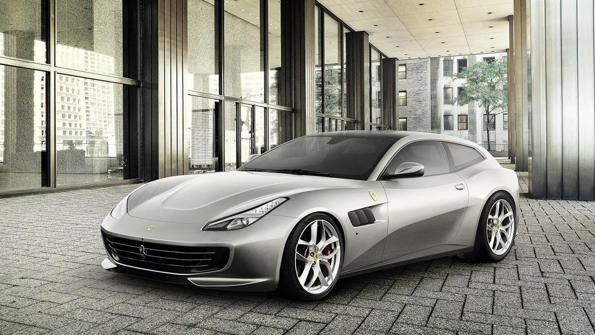 Los deportivos más prácticos del mercado - Ferrari GTC4Lusso T