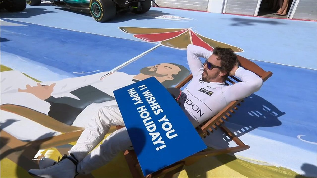 Dónde ir en vacaciones si te mola la F1