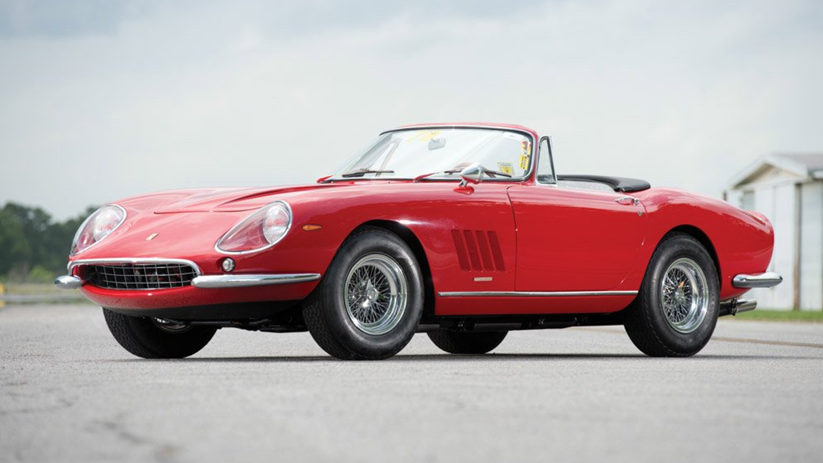 Ferrari 275 GTB/4 NART Spider 1967