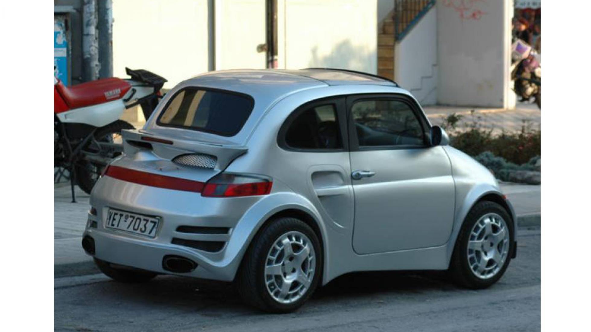 De Fiat 500 a Porsche 911 (II)