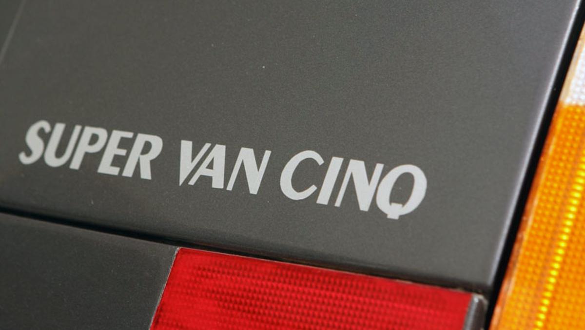 Logo RenaultSuper Van Cinq Camastón