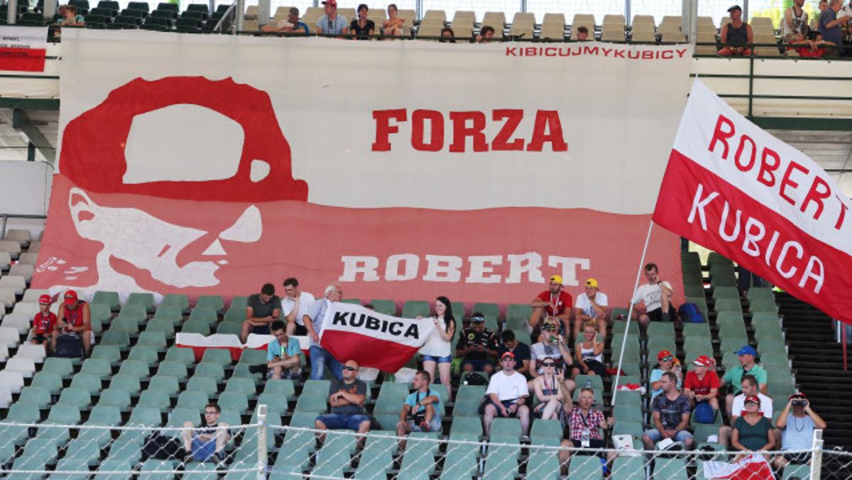 Mensajes de apoyo para Kubica
