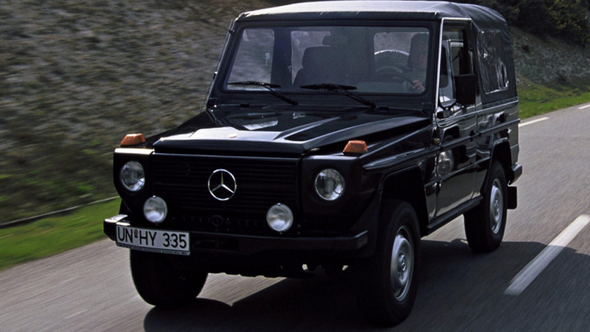 Mercedes Clase G (1980)
