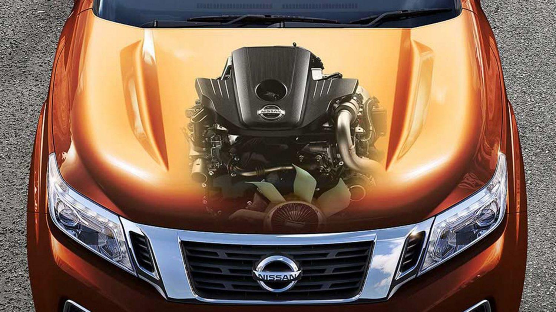 Motor Nissan Navara