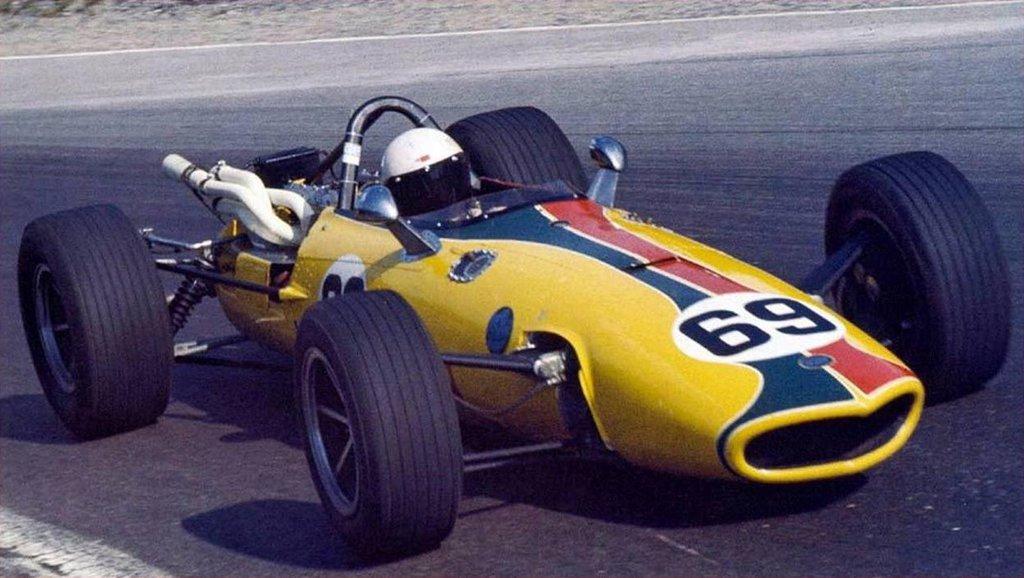 Pease en GP Canadá 1969