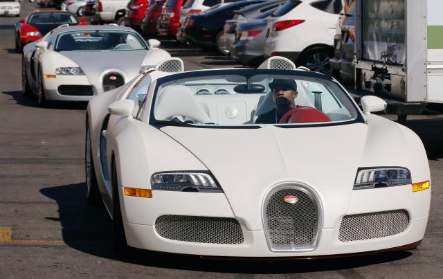 Veyron Grand Sport Vitesse de Floyd