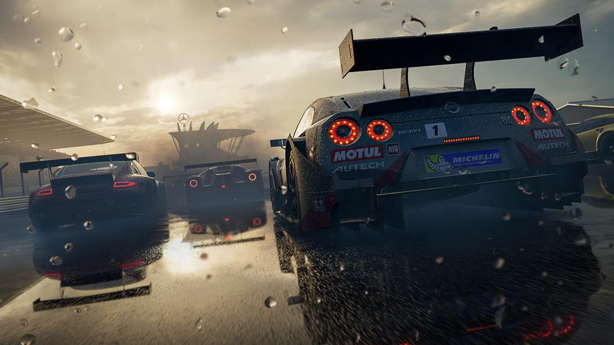 5 razones para comprar Forza Motorsport 7 - Tiene efectos climáticos dinámicos en carrera