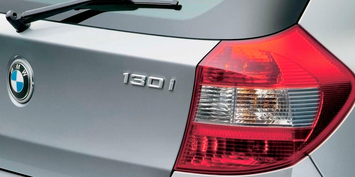 BMW 130i (2005)