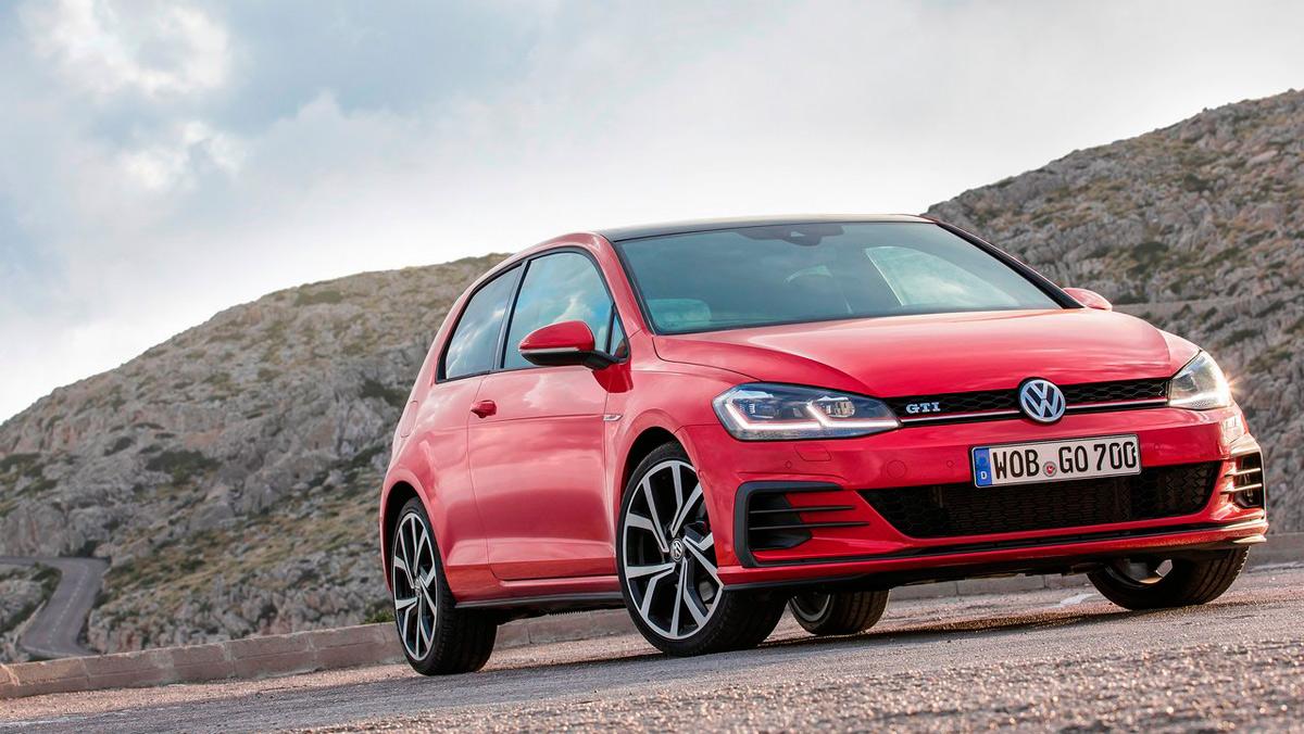 Coches para carreteras secundarias: Volkswagen Golf GTI (II)